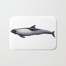 Melon-headed whale Bath Mat