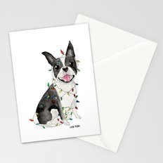 A Very Furry Christmas Stationery Cards
