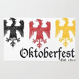 Oktoberfest Est. 1810 Rug
