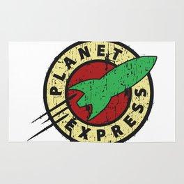 planet express Rug