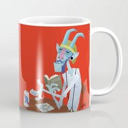 Krampus or Hipster? Coffee Mug