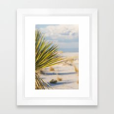 White Sands, No. 2 Framed Art Print