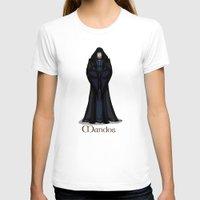 valar morghulis T-shirts featuring Mandos by wolfanita