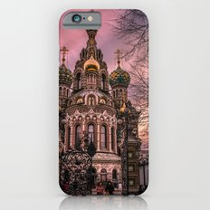 Savior on the Spilled Blood iPhone 6s Slim Case