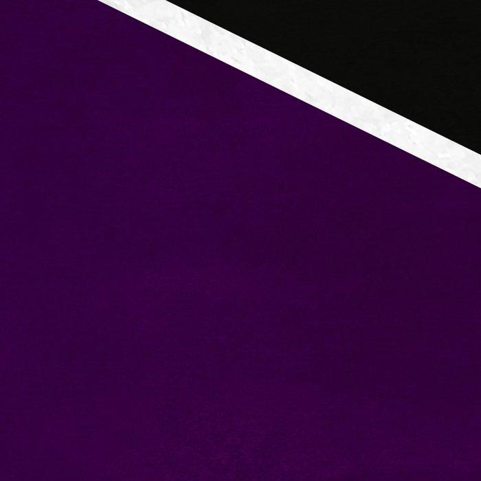 Noir Series - Purple & Green Leggings