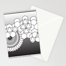 Hexamorph Stationery Cards