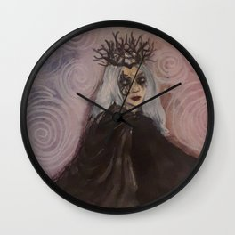 Return to the Unseelie Wall Clock