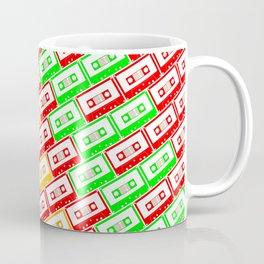Mix-taped Coffee Mug