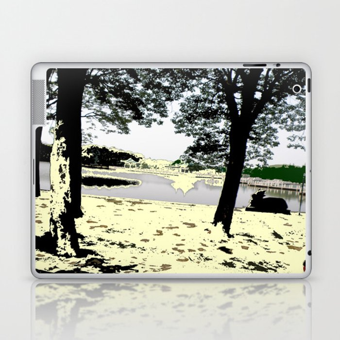 A Pleasant Day Laptop & iPad Skin