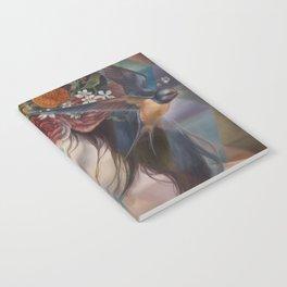 Midnight Muse Notebook