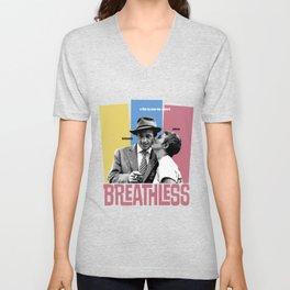 Breathless Unisex V-Neck
