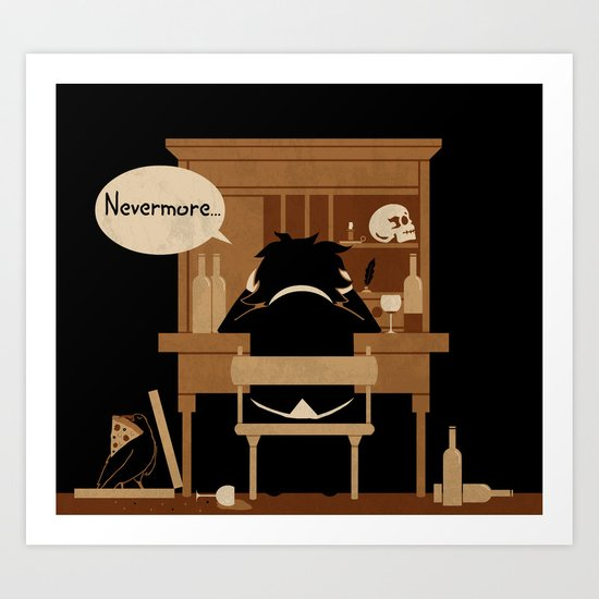 The Hangover Art Print
