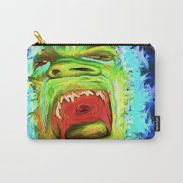 Scream Because It Feels Good Carry-All Pouch