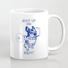 Frenchie Squat Mug