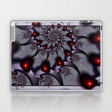 Goth Hearts and Spikes Laptop & iPad Skin