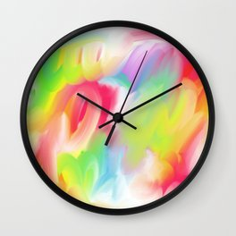 Unicorn Lollipop 1 Wall Clock