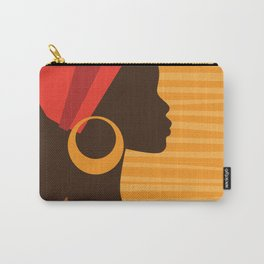 Her Majesty Carry-All Pouch