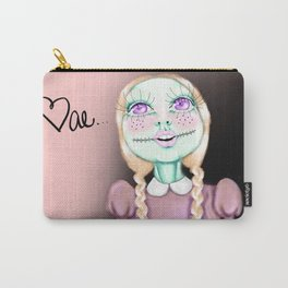 Rag Doll Carry-All Pouch