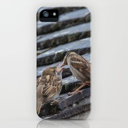 Feeding iPhone Case