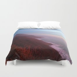 Pacific Pacification Duvet Cover