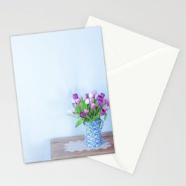 Exhilaration of Spring Stationery Cards