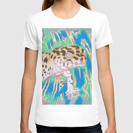 Leopard Gecko Whirlwind T-shirt