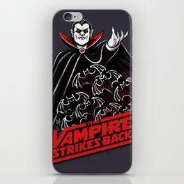 The Vampire Strikes Back V1 iPhone Skin