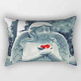 Forever loved Rectangular Pillow