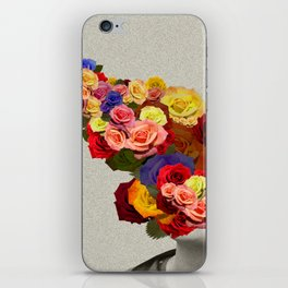 Flowerhead iPhone Skin