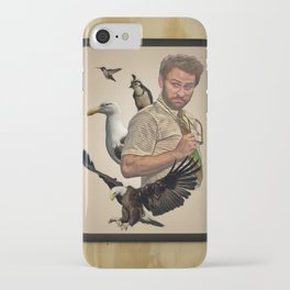 Charlie Kelly: Attorney at Bird Law - Always Sunny - Fan Art iPhone Case