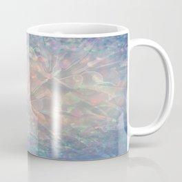 Sparkling Crystal Maze Abstract Coffee Mug