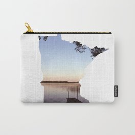 Lake Minnesota Carry-All Pouch