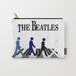 street Walking TheBeatles piano Carry-All Pouch
