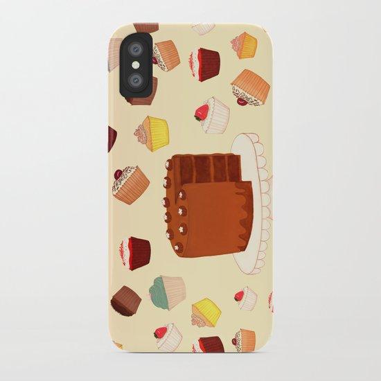 I Bake your Pardon! iPhone Case