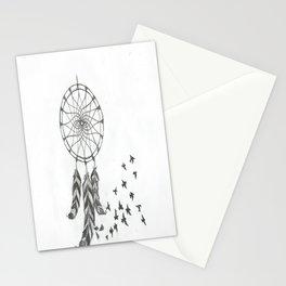 Catch my dreams Stationery Cards