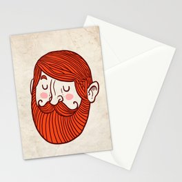 the artist Stationery Cards