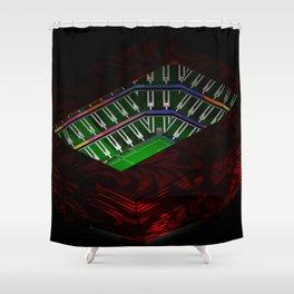 The Sahara Shower Curtain