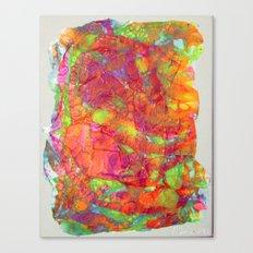 Heave Canvas Print