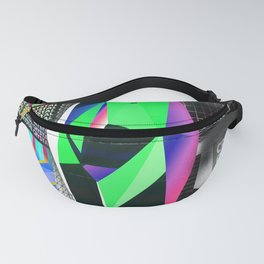 crystal poster Fanny Pack