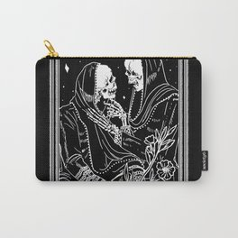 The Lovers Skeleton Carry-All Pouch