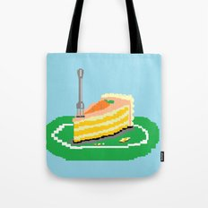 Carrot Cake Tote Bag
