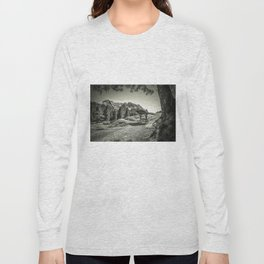 walking in the Alps Long Sleeve T-shirt