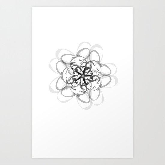 MAGGA Art Print