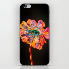 Psychedelic Floral Dew iPhone & iPod Skin
