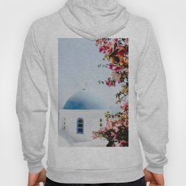 Santorini, Greece Hoody