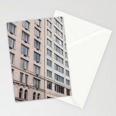 Shapes of New York City Stationery Cards