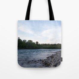 River Calgary Tote Bag