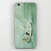 sail iPhone & iPod Skins featuring Sail by Mary Kilbreath