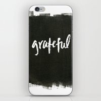 grateful dead iPhone & iPod Skins featuring grateful by Social Proper