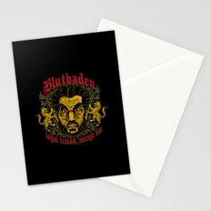 Blutbaden Stationery Cards